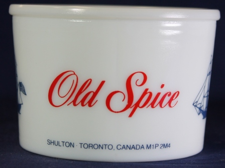 dating old spice shaving mugs